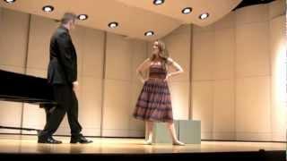 I Wish I Were In Love Again - Hannah Eakin and Al Roths OCU MT