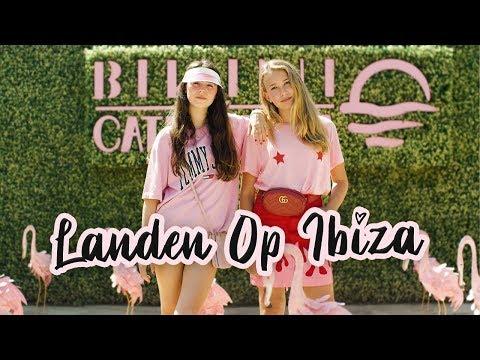 Landen Op Ibiza Girlys Blog Official Music Video