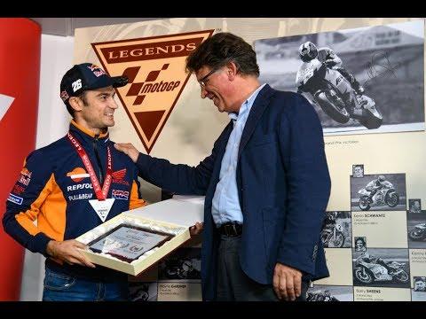 Porque rol das Lendas não é clube exclusivo de campeões da MotoGP | GP às 10