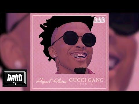 August Alsina - Gucci Gang (Remix) (HNHH Official Audio)