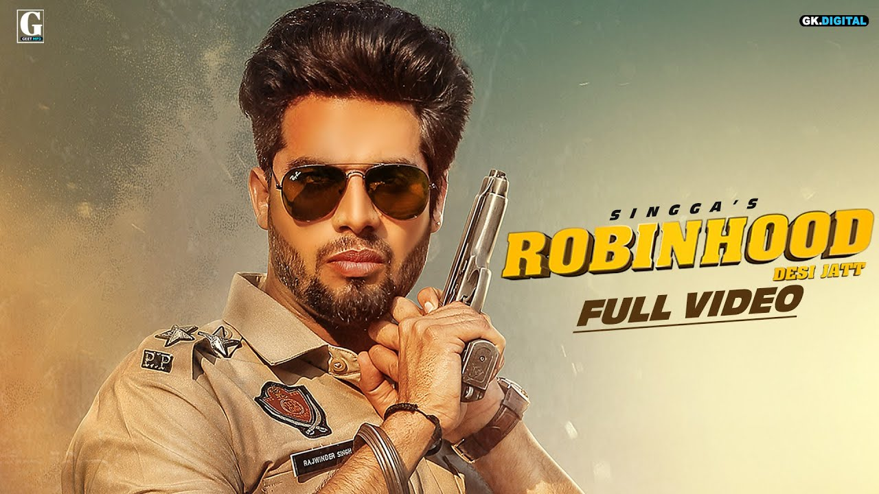 Robinhood (Desi Jatt) Lyrics