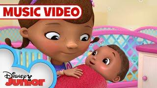 Baby Bath Time Music Video   Doc McStuffins   Disney Junior