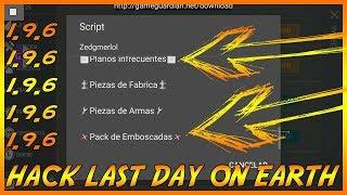 Planos-Piezas De Armas/Fábrica HACK Last day on earth 1.9.4 NO ROOT/ROOT