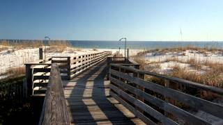 Alabama Gulf State Park Pavilion - Beach Wedding Location