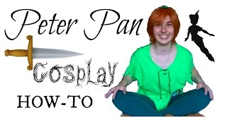 Peter Pan Cosplay How to | Angel Curse
