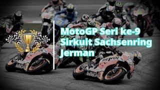 Sedang Berlangsung! Siaran Langsung Trans7 MotoGP Seri ke-9 di Sirkuit Sachsenring Jerman