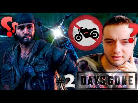 Days Gone #2 - Where is my Bike ?! | PS4
