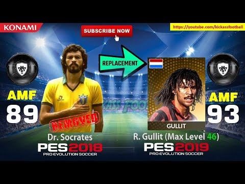 Pes 2019 Mobile Manager With Amf