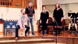 O Come O Come Emmanuel (Pentatonix version)