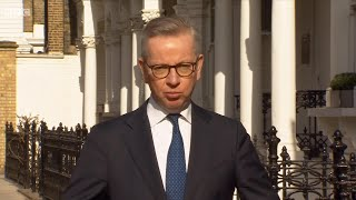 video: Coronavirus latest news: Gove warns lockdown could last longer, as UK death toll rises by 209