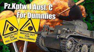 WoT || Pz.Kpfw. I Ausf. C For Dummies
