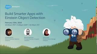 Build Smarter Apps with Einstein Object Detection