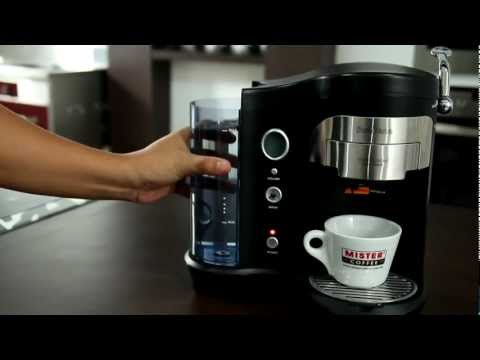 Mister Coffee - Coffee Pod, SunCana Coffee Machine
