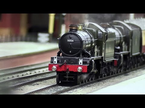 Pete Watermans `early` Leamington Spa Model Railway