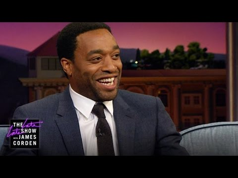 , title : 'Chiwetel Ejiofor Has a Sexy House Boat'