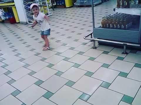 Танец в супермаркете. Патимейкер 🔝