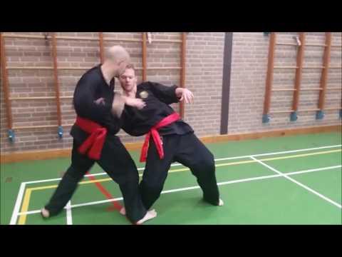 Pencak Silat training by Patrick Baas - Sam Lung Martial Arts (1 ...