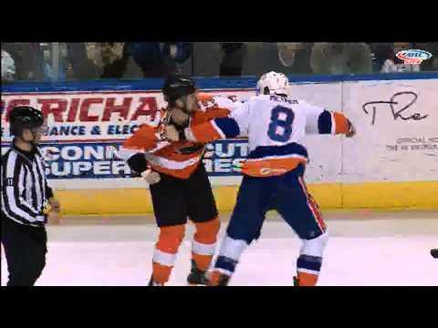 Zack FitzGerald vs Nathan McIver