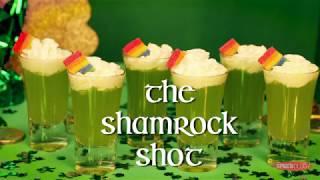 "Spec'sology - St. Patrick's Day ""Shamrock Shot"" Cocktail"