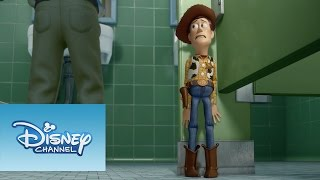 Toy Story 3: Woody foge