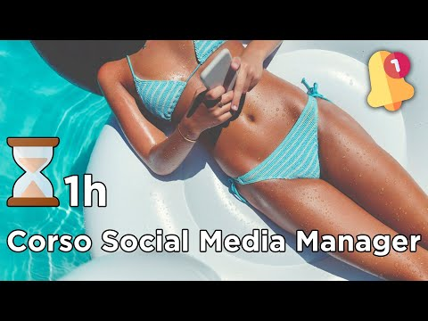 Corso Social Media Manager: Impara le Basi del Social Media Marketing in 1 Ora