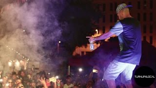 YoungstaCPT X Ganja Beatz   WES KAAP (Live At Sizzled Summer Farewel Party)