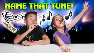 NAME THAT TUNE CHALLENGE - Kazoo Theme Song Edition!!!