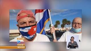 En Miami otra caravana contra el bloqueo a Cuba