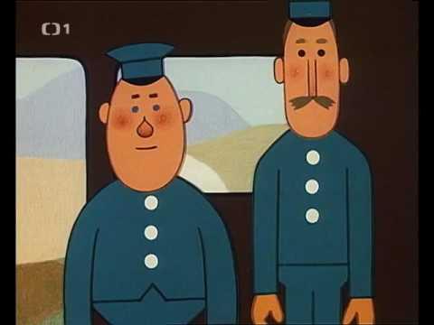 Pohádky o mašinkách 03 - O dlouhé lokomotivě