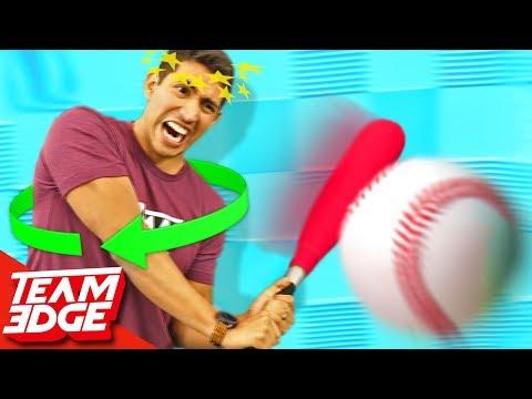 Dizzy Baseball Challenge!!