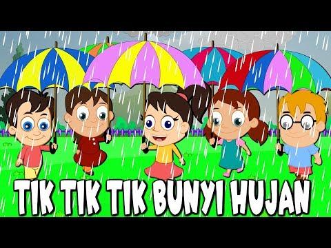 Tik tik bunuy hujan   lagu anak anak indonesia terpopuler   kumpulan   lagu anak tv