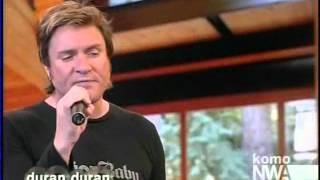 Duran Duran - Save a Prayer & Chains (Acoustic) at NWA