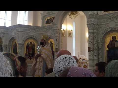 Храм святых петра и павла петропавловск