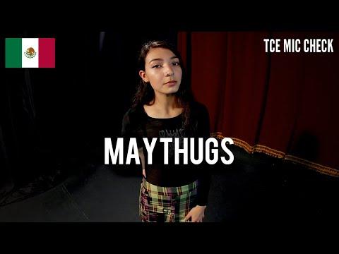 Maythugs - Seguridad [ TCE Mic Check ]