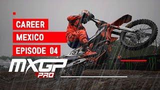 MXGP PRO - Career Episode 4 - MUD IS MY NIGHTMARE!