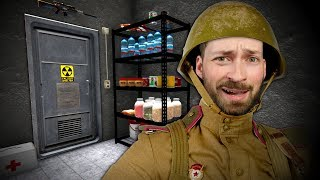 WELCOME TO MY BUNKER, COMRADE - House Flipper (Apocalypse DLC)