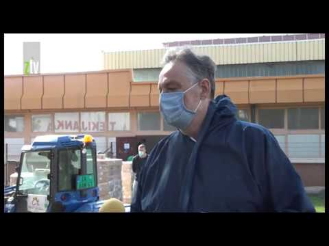Zaječar: Počinje priprema humanitarnih paketa, podela od ponedeljka