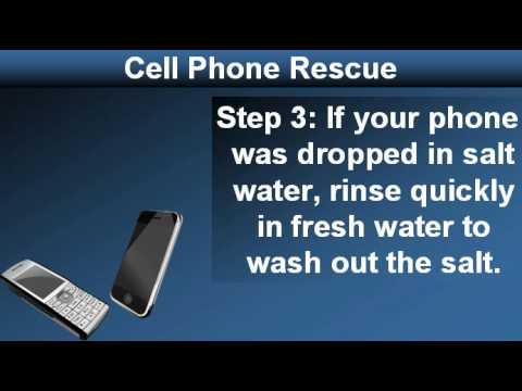 Rescuing Cell Phones