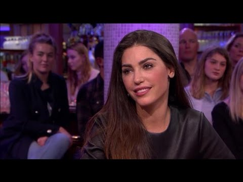 Yolanthe geeft voorproefje nieuw programma Reunited - RTL LATE NIGHT