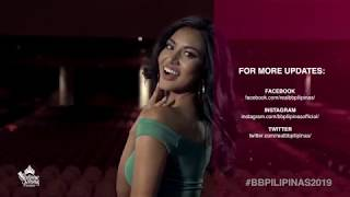 Resham Ramirez Saeed Binibining Pilipinas 2019 Introduction Video