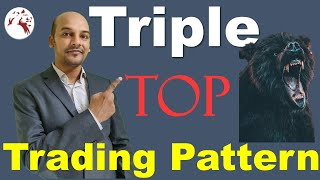 Triple Top Trading Pattern in Hindi: Technical Analysis