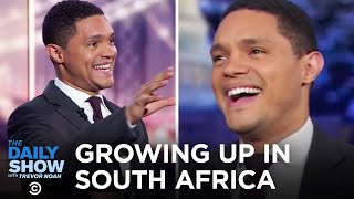 Growing Up in South Africa - Between the Scenes | The Daily Show