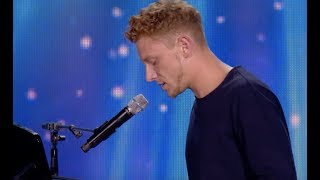 Aidan Hits The Point Of No Return   Six Chair Challenge   The X Factor UK 2017