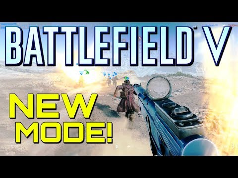 Battlefield 5: New Fortress Gameplay!