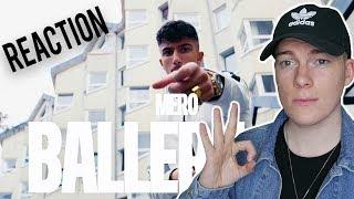 💥 Ballert: MERO   Baller Los (Official Video) ReactionReaktion [Mero 428]