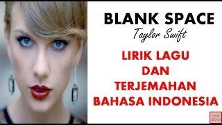 TAYLOR SWIFT - BLANK SPACE (COVER)   LIRIK DAN TERJEMAHAN BAHASA INDONESIA