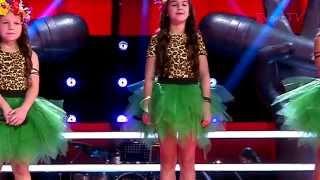 Голос Дети 2 2015 очень трогательное трио; Марочкина   Першикова   Семенова