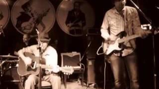 Mark Olson w/ My Buddy Moose - My Own Jo Ellen (Live @KSET, Zagreb 6/10/10)