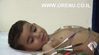 Дети из Сектора Газа лечатся в Израиле