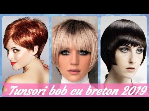 Modele De Tunsori Bob Cu Breton смотреть онлайн на Hahlife